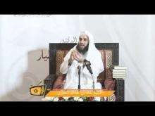 Embedded thumbnail for محاضرة الشيخ/ خالد الخليوي (غذاء الروح )